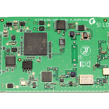 Hemisphere GNSS - LX-3 L-Band Board