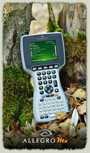 Juniper Systems Allegro MX Field PC