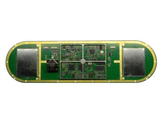 Hemisphere GNSS - H102 GPS Compass OEM Board
