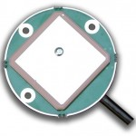 TW1015/TW1017 Compact/Filtered Embedded GPS L1 Antenna