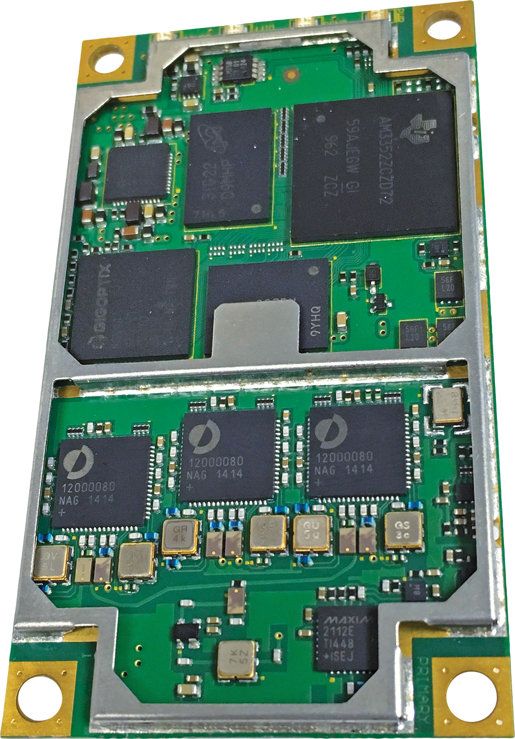 Eclipse P326 OEM board