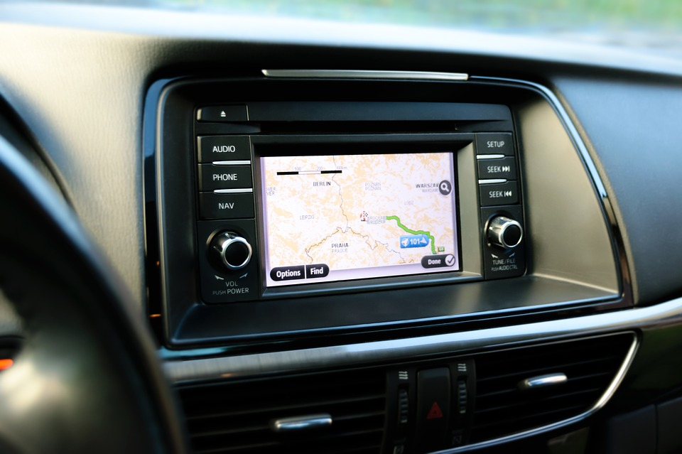 A GNSS receiver paired with GPS or other satellite constellations helps autonomous vehicles navigate.